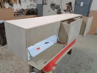 créations et fabrication de meubles,placards,cuisines,portes sur ... - Fabriquer Meuble Tv Design