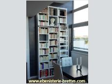 bibliotheques contemporaines et de style au pays-basque,Paris,Lyon ...