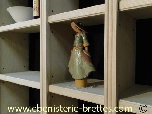 Bibliotheque moderne sur mesure à La Baule prés de Nantes en Pays-de ...