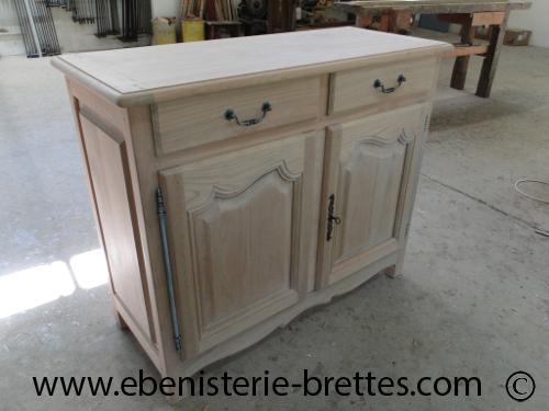 Creation De Meubles Sur Mesure Buffet Style Louis Quinze
