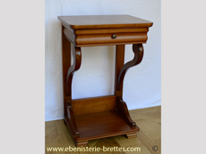 chevet table louis philippe