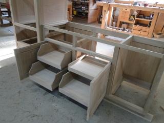 Meubles 64 fabrication de meuble tv meubles television - Fabriquer tiroir coulissant ...