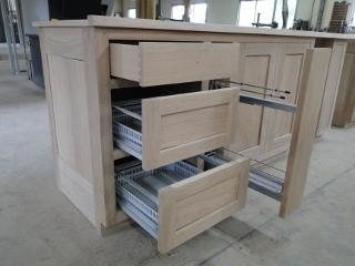 meubles de cuisine en bois sur mesure de meuble tvmeubles television moderne et - Porte Meuble Cuisine Sur Mesure
