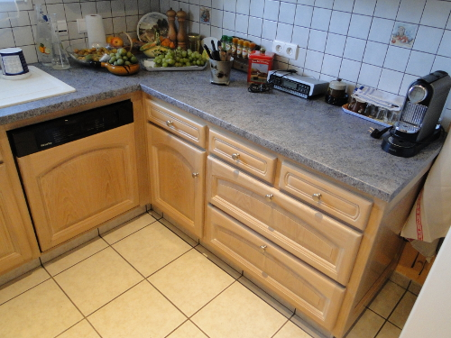 mobilier de cuisine en bois massif pos dax dans les landes ebenisterie brettes. Black Bedroom Furniture Sets. Home Design Ideas