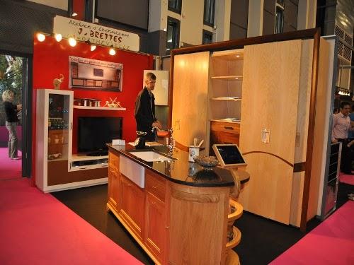Salon de l 39 habitat de biarritz meubles sur mesures artisan - Salon iraty biarritz ...
