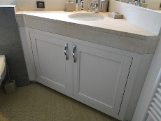 Meubles 64 fabrication de meuble tv meubles television for Meuble salle de bain en angle