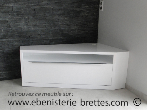 ensemble de salon contemporain meuble d'angle television ecran plat et bar design