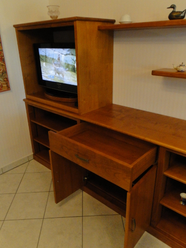 meuble tv tarnos anglet ebenisterie brettes. Black Bedroom Furniture Sets. Home Design Ideas