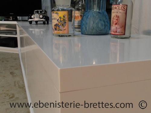 meuble de t l vision neuf moderne en angle pour chilly mazarin dans l 39 essonne ebenisterie brettes. Black Bedroom Furniture Sets. Home Design Ideas