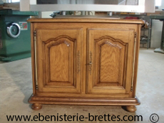mobilier tv style ancien
