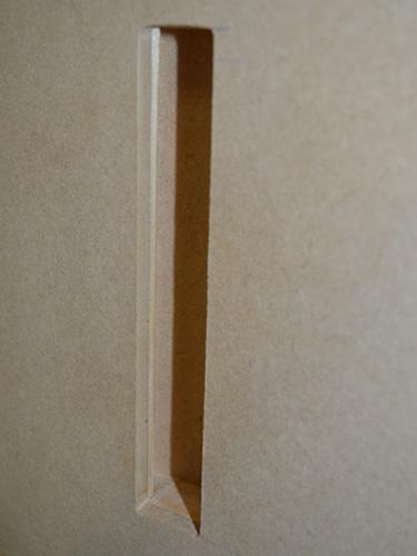 Placard portes coplanaires personnalisable sur mesure - Poignee de porte invisible ...
