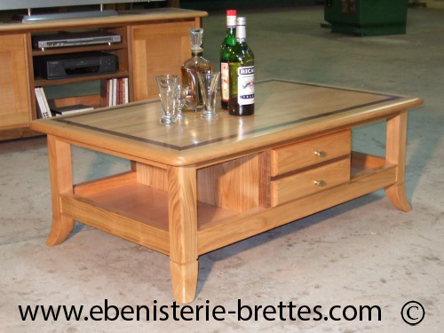 Table Moderne De Salon Sur Mesure